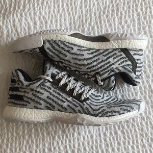 51034f6c9c0 adidas Shoes - Adidas Harden 1 LS Primeknit AC8407 Boost Oreo